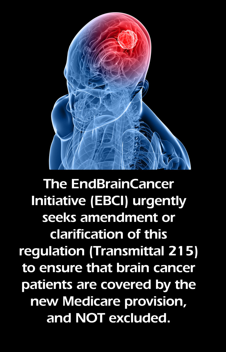 Public comment is needed so that brain cancer patients are not excluded from vital Next Generation Sequencing (NGS).