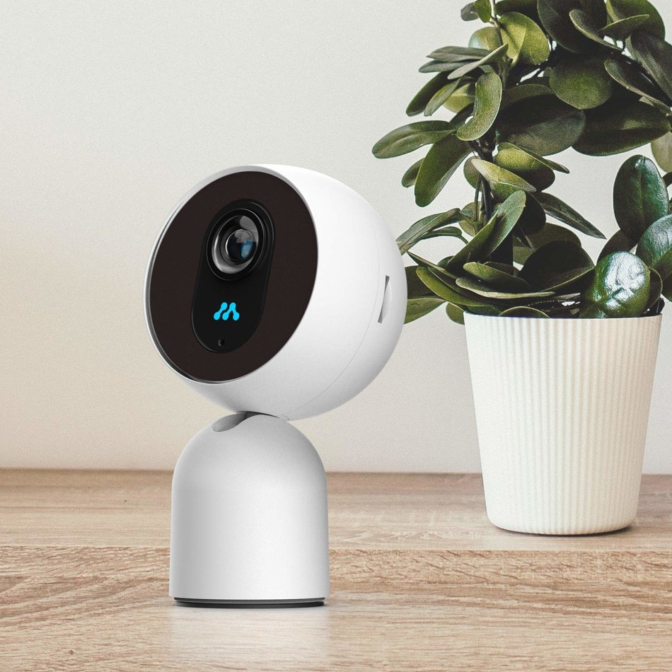 Momentum's Robbi Camera Provides Home Owners Live 24/7 Monitoring From Anywhere Through Their Mobile Device