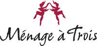 Menage a Trois Logo (PRNewsfoto/Ménage à Trois)