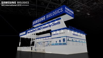 Samsung BioLogics to Showcase End-to-End CDMO Capabilities at BIO International 2019