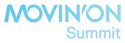 Logo : Movin'On Summit (Groupe CNW/Sommet Movin'On)