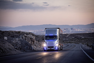 In 2015 Daimler Trucks introduced the Freightliner Inspiration Truck, the first automated truck licensed to operate on U.S. public highways.