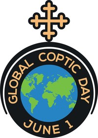 Global Coptic Day Logo