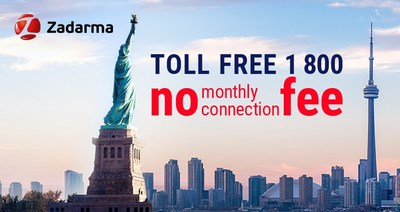 Free toll-free numbers in the USA and Canada