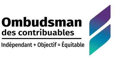 Logo : Bureau de l'ombudsman des contribuables (Groupe CNW/Bureau de l'ombudsman des contribuables)