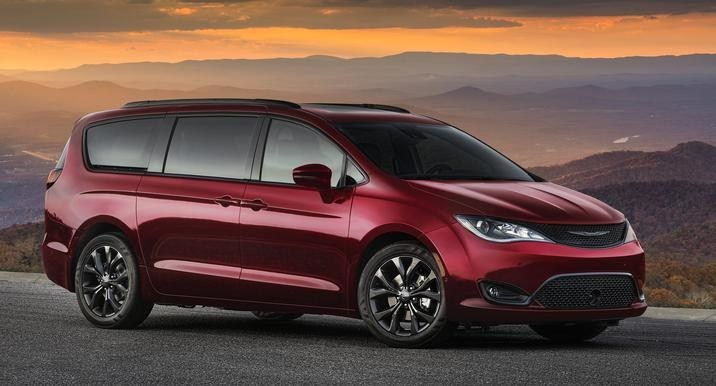 Fca Us Llc Announces Pricing On Chrysler Pacifica Hybrid And Dodge Grand Caravan 35th Anniversary Edition Models