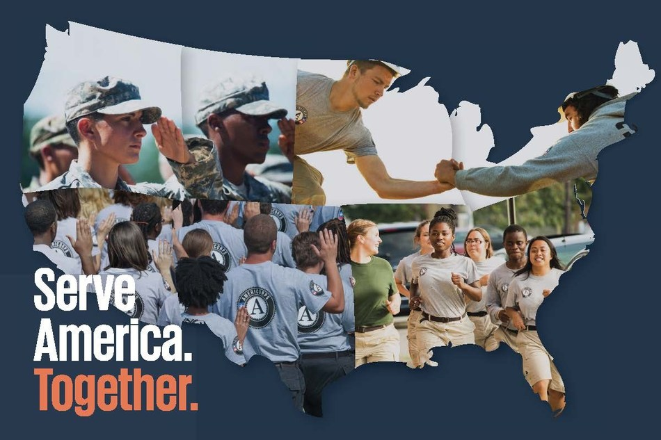 Serve America Together is a campaign to make national service part of growing up in America. Learn more at serveamericatogether.org.