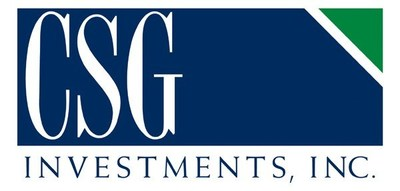 CSG Investments, Inc. Logo (PRNewsfoto/CSG Investments, Inc.)