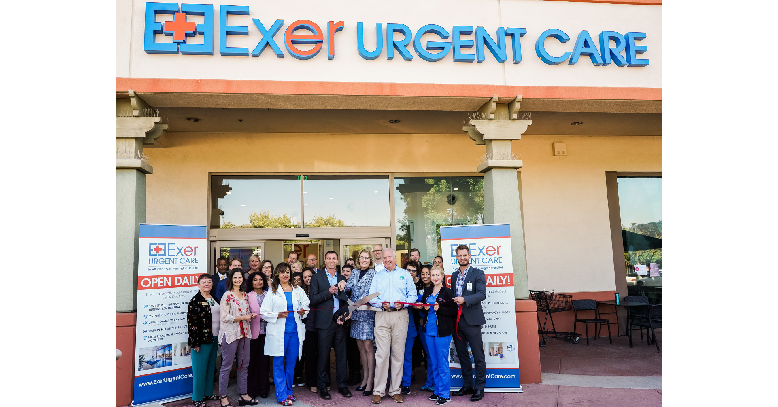 Exer Urgent Care Opens New Medical Center In La Cañada