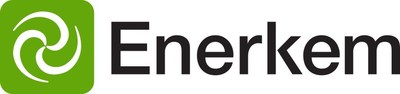 Logo : Enerkem (CNW Group/Enerkem Inc.)