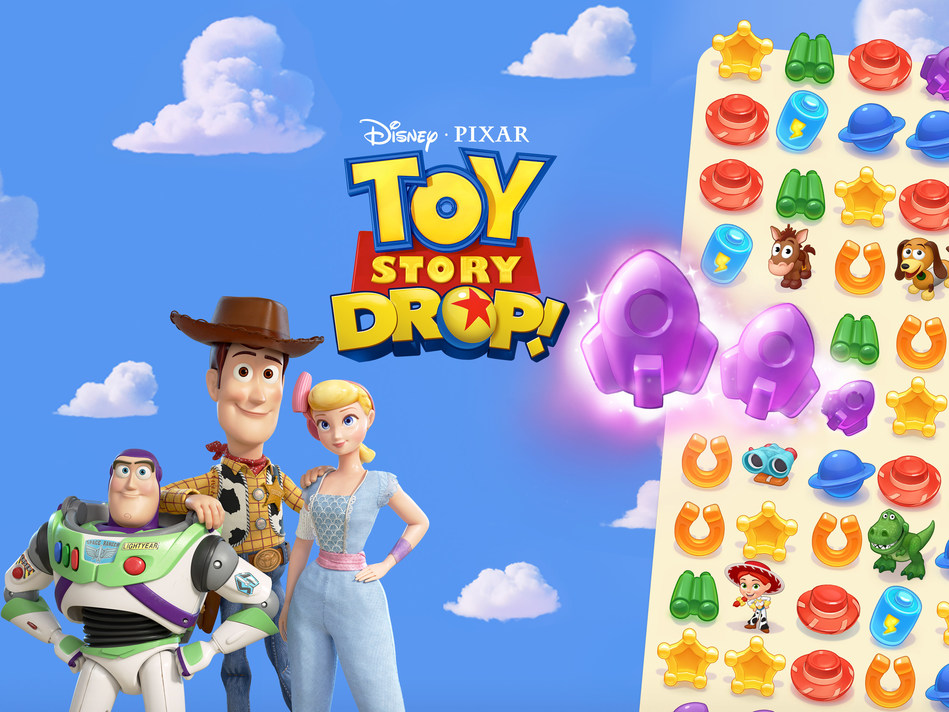 The world of Disney•Pixar's Toy Story comes to life in the only mobile game that's fully themed in the Toy Story universe, including the upcoming Toy Story 4!