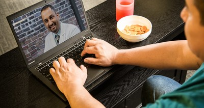 Lemonaid Health video doctor visit