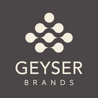 Geyser Brands Inc. logo (CNW Group/Geyser Brands Inc.)