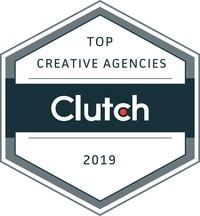 Clutch Award - Top Creative Agencies