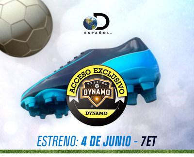 """Discovery en Español entra al mundo deMajor League Soccer con su nueva serie """"ACCESO EXCLUSIVO"""""""