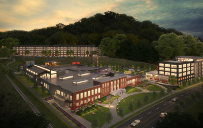 Ozone Capital Management, LLC and its partners will construct new boutique housing community in Knoxville, Tennessee, as part of mixed-use project redeveloping the historic Kerns Bakery site.