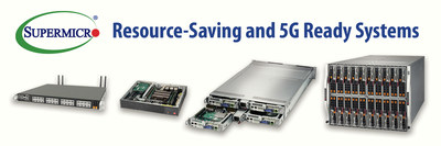 Supermicro promotes 5G Edge Solutions and Resource-Saving Systems at Computex