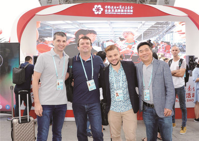 Canton Fair Experiences an Expansion in Trade with Belt and Road Countries