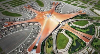 迪拜伊玛尔与北京新航城签署战略备忘录