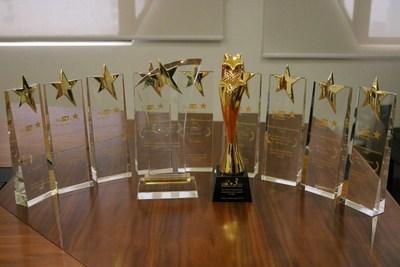 """FEC won twelve top honours at the """"HKIRA 5th Investor Relations Awards"""""""
