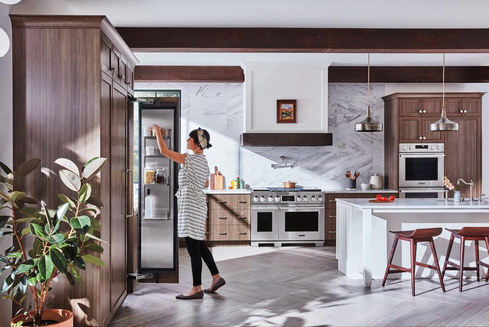 Signature Kitchen Suite Delivers