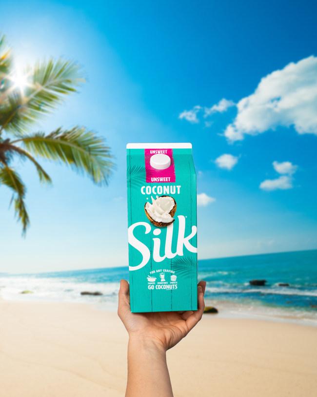 Silk Coconutmilk Voyage