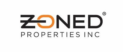 Zoned Properties, Inc. Logo (PRNewsfoto/Zoned Properties, Inc.)