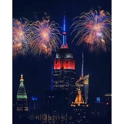 帝国大厦将举办7月4日独家庆典活动