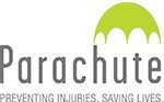 Parachute: Preventing injuries, saving lives. (CNW Group/Parachute)