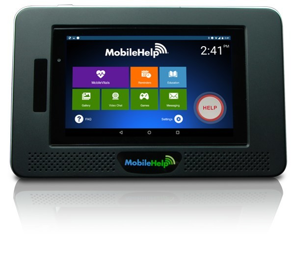 Designed to provide patients with an easy-to-use RPM solution as well as the ability to access emergency help if they need it, the MobileHelp Touch seamlessly fits into a variety of care models.