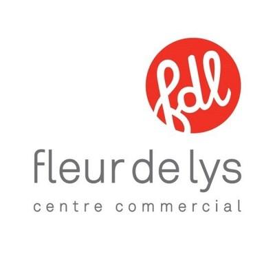 Logo : Fleur de Lys centre commercial (Groupe CNW/Regroupement des organismes de personnes handicapées de la région 03 (ROP03))