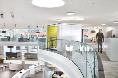 The new Sedus Smart Office in Dogern (1), Germany / Daniel Gerteiser