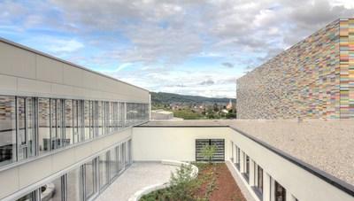 The new Sedus Smart Office in Dogern (5), Germany / Ernst Holzapfel