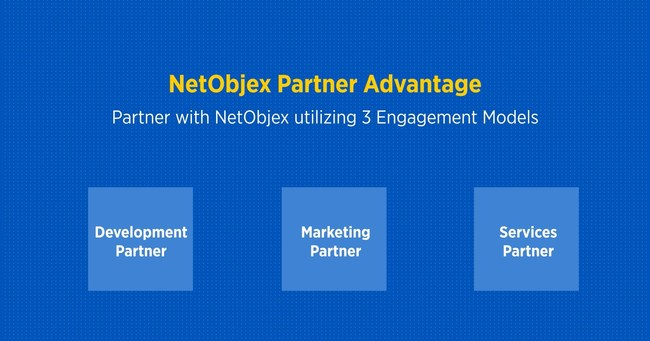The NetObjex Advantage Partner Program offers 3 tracks