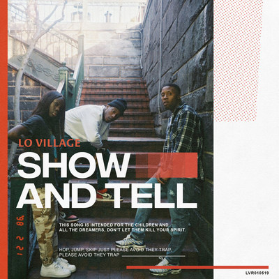 """""""Show and Tell"""" available on all streaming platforms now!"""
