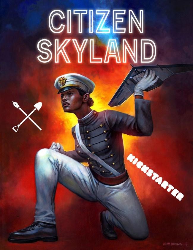 Citizen Skyland Kickstarter Campaign