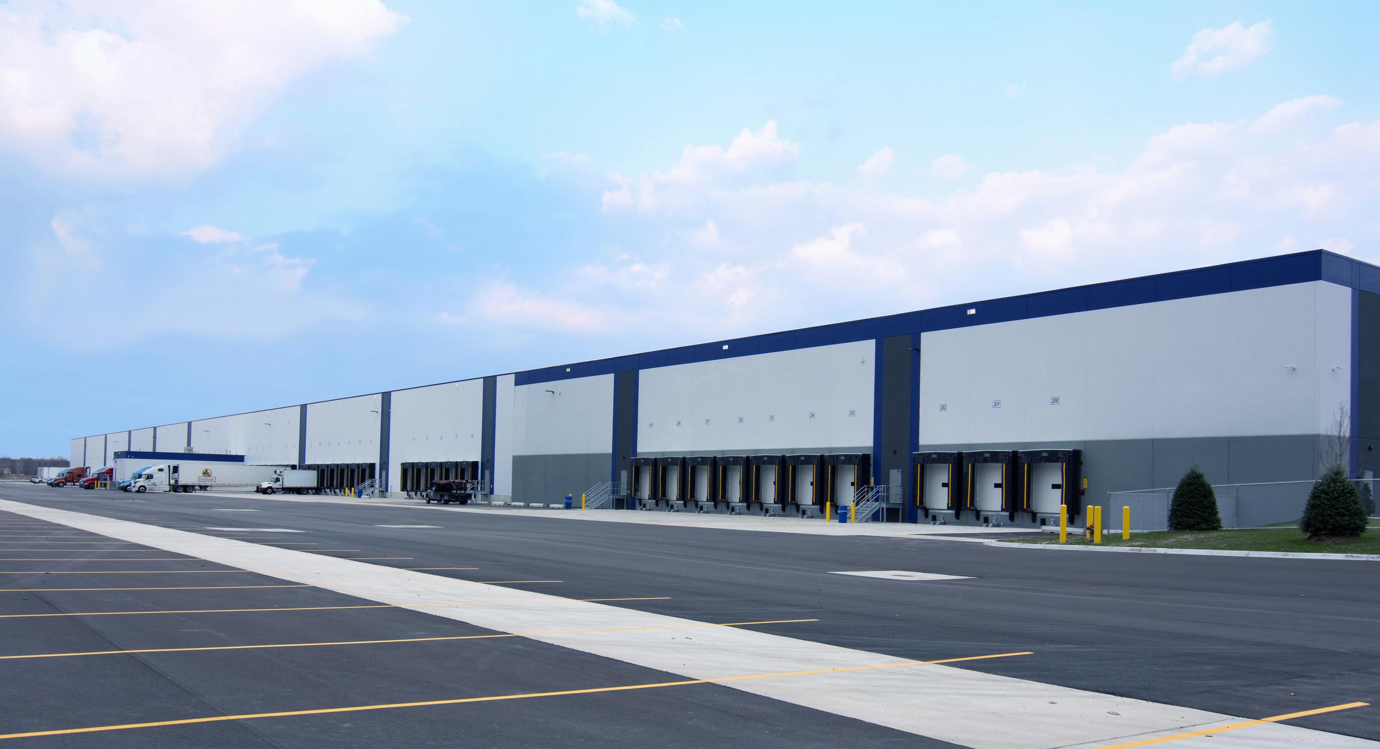 Penske Reading Pa >> Penske Logistics Opens New Michigan Fresh Distribution Center In