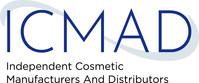 ICMAD Logo (PRNewsfoto/Independent Cosmetic Manufactur)