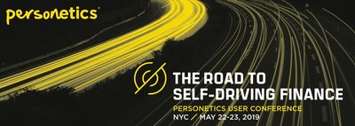 Personetics User Conference: The Road to Self-Driving Finance