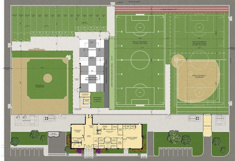 Hard Rock Arkansas Announces Partnership with Bo Jackson's Elite Sports and Sports Facility Advisory (SFA) to Bring Youth Sports and Recreation Destination to Pope County, Arkansas