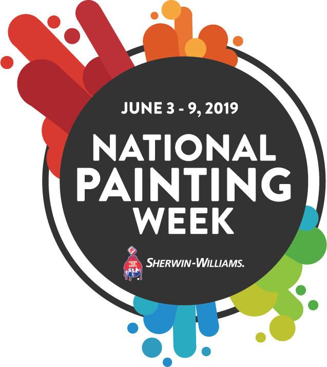 Sherwin-Williams National Painting Week