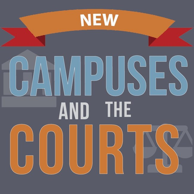 Campuses and the Courts