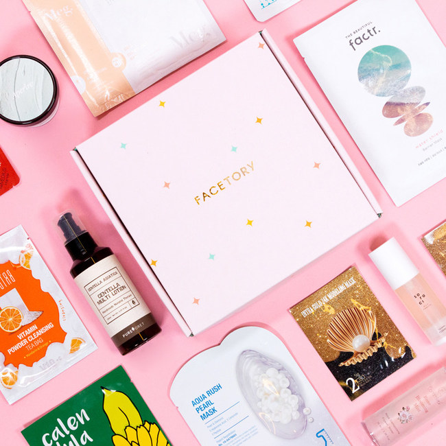 FaceTory Creates New Beauty Spa Subscription Box Worth Over $160!