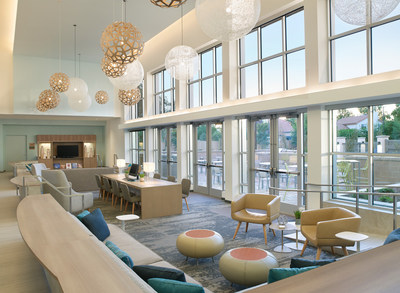 INTERSTATE HOTELS & RESORTS FOCUSES ATTENTION IN THE WEST