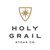 Holy Grail Steak Co. Logo
