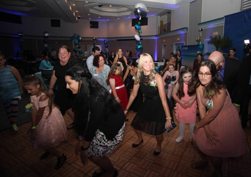 Patients at St. Joseph's Children's Hospital in Tampa enjoyed music, dancing and dinner during an Under the Sea-themed prom held in their honor Friday, May 31, 2019. The hospital hosts the annual event for patients who were unable to attend their own school dance due to hospitalization or who, due to chronic or life-threatening conditions, may never have the opportunity. Photo by Kim Wallace