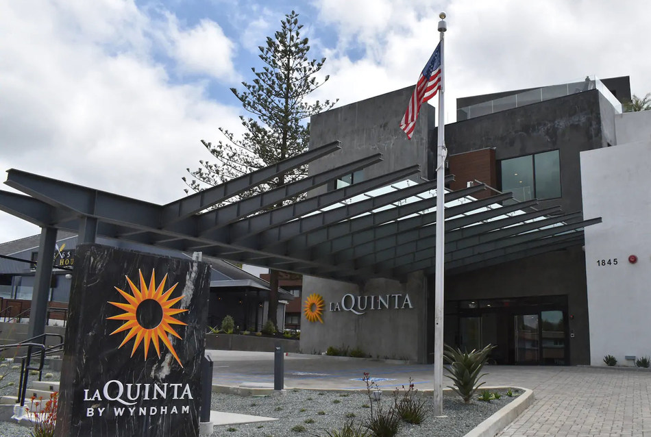 The recently-opened La Quinta Inn & Suites by Wyndham San Luis Obispo Downtown, owned by Andrew Firestone of Stone Park Capital, combines the brand's Del Sol prototype with local architectural style, including a unique rooftop pool with sweeping views.