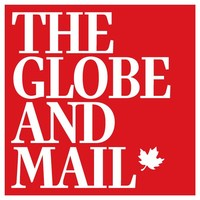 Nameplate - The Globe and Mail (CNW Group/The Globe and Mail Inc.)