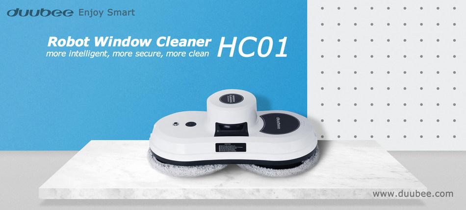 Duubee Robot Window Cleaner HC01