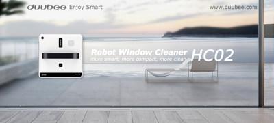 Duubee Robot Window Cleaner HC02